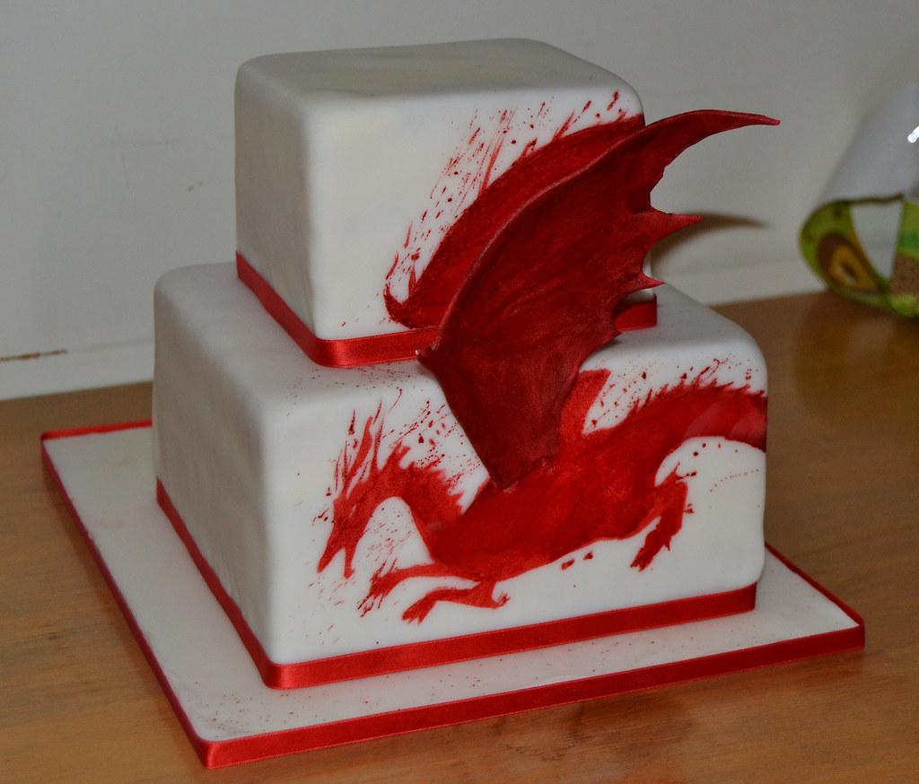 Sugar Cake Dragon Age