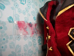 OMG... (babelglyph) Tags: red stain scary doll no dal plastic oh staining colorfast erenfried