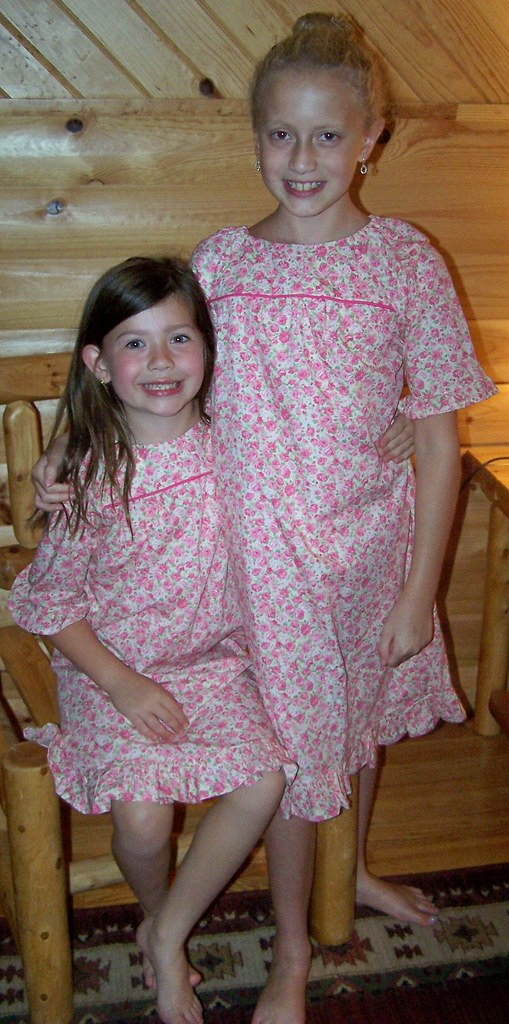 Class Picnic Nightgowns
