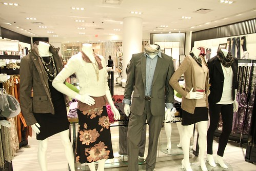 Fall wears from RW&CO.
