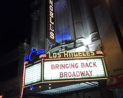 Los Angeles Bringing Back Broadway Initiative