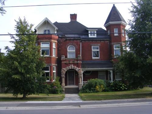 Percival House, 1890
