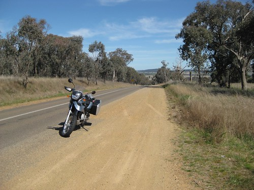 Between Temora and Young