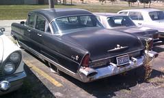 1956 Lincoln Capri