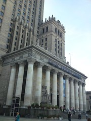 "Palace of Culture and Science (Pałac Kultury i Nauki), in Warsaw (Warszawa) • <a style=""font-size:0.8em;"" href=""http://www.flickr.com/photos/23564737@N07/6105337817/"" target=""_blank"">View on Flickr</a>"