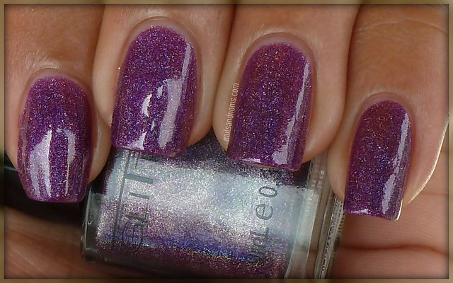 Dark Purple 3D/Holographic - shade