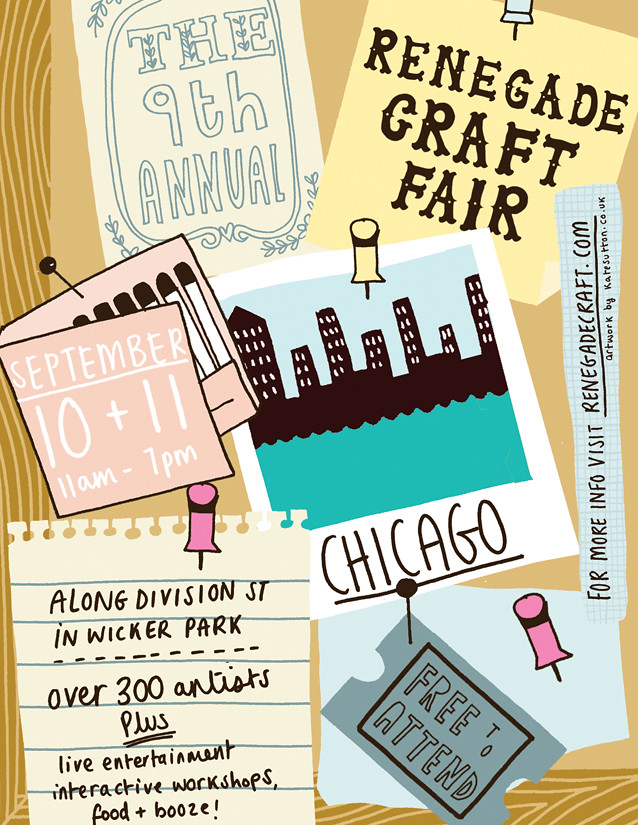 Renegade Craft Fair: Chicago
