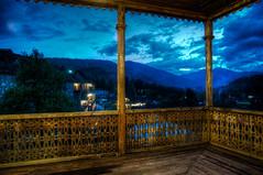 Magic Hour in Dilijan [Explore] (It's my whole damn raison d'etre) Tags: blue sunset nikon raw dusk magic filter hour armenia hdr iphotooriginal dilijan d300s