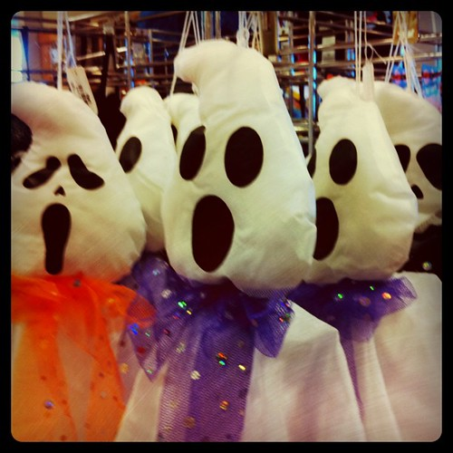 Ghosties for sale.