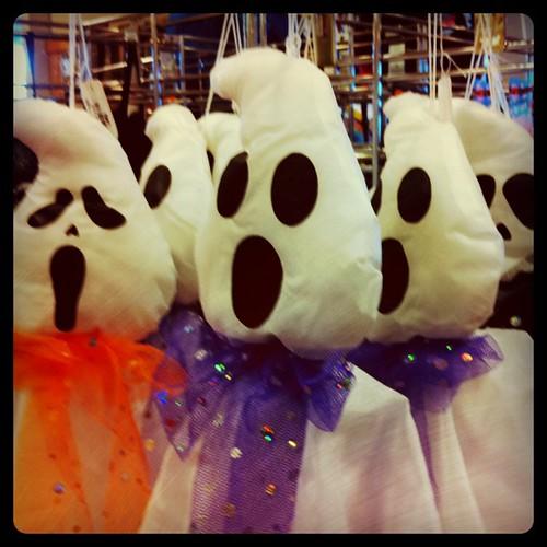 Ghosties for sale.