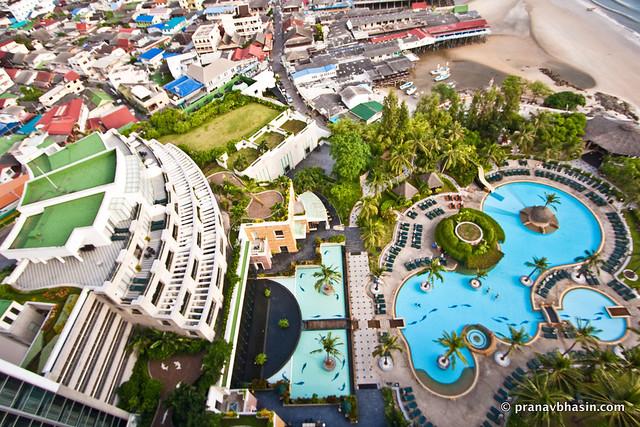 Wanna Go Swimming, At Hua Hin, Thailand