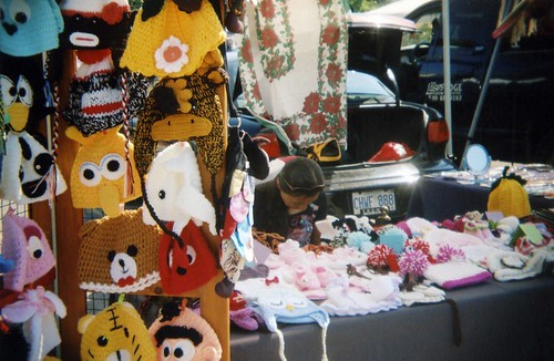 the Market's kawaii cuteness