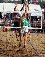 Vegard Hoidalen (NOR) vs Andy Ces (FRA) (Danny VB) Tags: world city canada france men beach andy sports sport norway ball de french norge swatch athletic teams team sand women tour open jeep quebec ballon playa tournament volleyball athletes ces athlete nor plage volley challenge ville equipe fra volleybal francais norvege sillery volei mikasa pallavolo joueur vegard sportif voleibol sportive 2011 fivb 排球 francese joueuse siatkówka tournois voleiboll volleybol volleyboll voleybol バレーボール lentopallo siatkowka vollei voleyboll silery palavolo hoidalen volleibol volleiboll