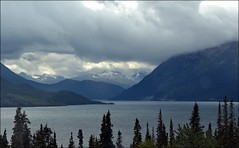 Klondike Highway (blmiers2) Tags: travel mountain mountains nature alaska landscape nikon klondikehighway d3100 blm18 blmiers2