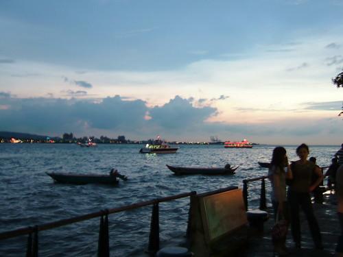 淡水漁人碼頭
