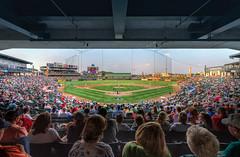 take me out to the ball game (J.R.Photography) Tags: canon baseball dell seats 7d express minor 1022mm hdr ballpark league stands blend homeplate delldiamond roundrockexpress albuquerqueisotopes