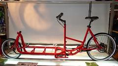 eurobike-workcycles-2011 4 (@WorkCycles) Tags: show berlin bike bicycle germany expo henry bullitt aluminium friedrichshafen eurobike 2011 pedalpower longjohn workcycles longharry
