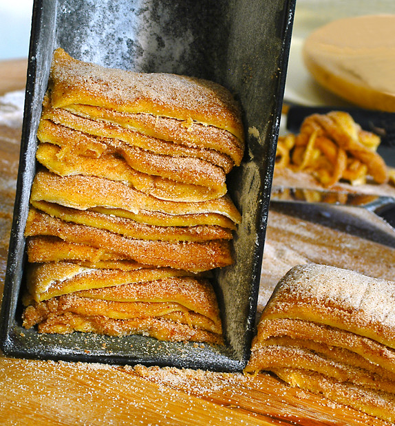 cinnimon pull apart bread5