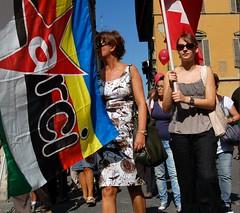 DSC_0331 (i'gore) Tags: prato lavoro manifestazione sciopero cgil diritti legalità equità