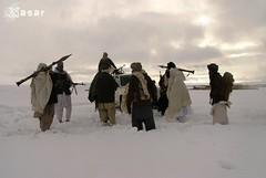 Afghan Taliban Mujahideen (Afghan Pashtun) Tags: snow afghanistan fall al war 911 osama bin rpg taliban ak47 ladin qaida alqaida pashtun mujahideen jehad mujahideens