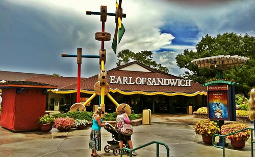 Earl of Sandwich – Downtown Disney