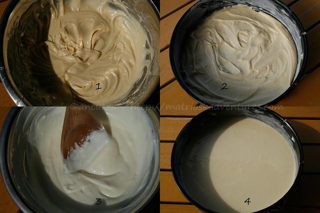 Ricetta con foto preparazione torta alla ricotta e mirtilli