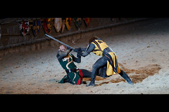 You killed my father... prepare to die!! (Moogul) Tags: dallas knights 7d f2 medievaltimes joust 135mm 135l canoneos7d
