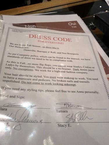 Crazy control-freak dress code, shop, Caesar's Palance, Las Vegas, NV, USA.jpg by gruntzooki