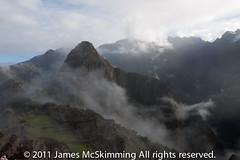 Machu Picchu, Sunrise