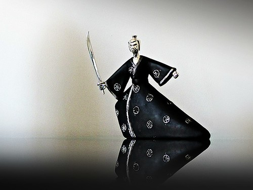 SAMURAI by Jŭrαγ dε Cαsτrσ