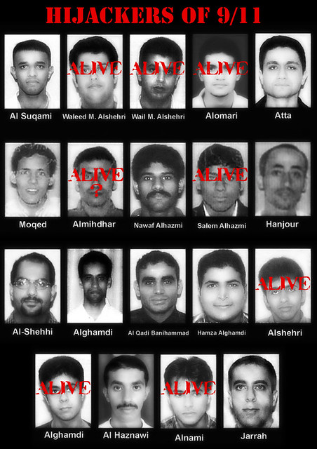 Hijackers of 911