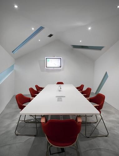 espacio de trabajo para empresa creativa supperstudio, bilbao 01
