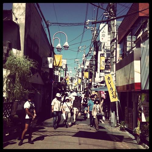 Streets of Kamakura #kamakura