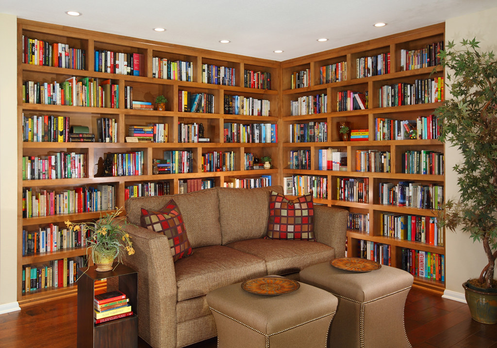 Home decorating library decorating library best home for Best home library designs