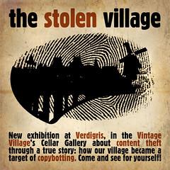 The Stolen Village Poster