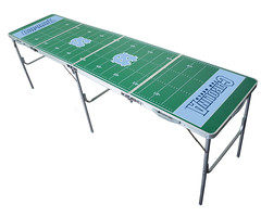 North Carolina Tailgating, Camping & Pong Table
