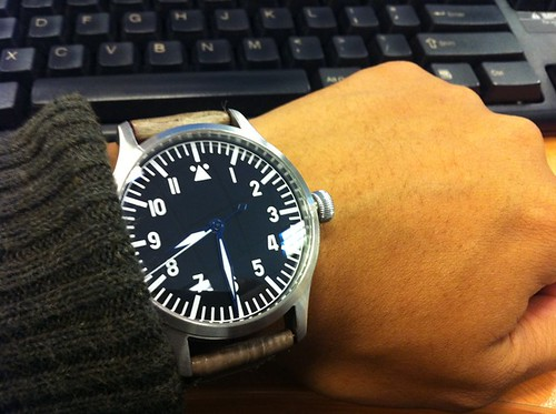 Steinhart Nav B Uhr II 44mm