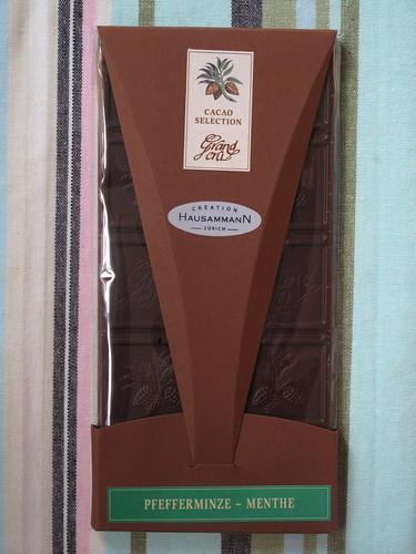 Hausammann Schokolade, CH