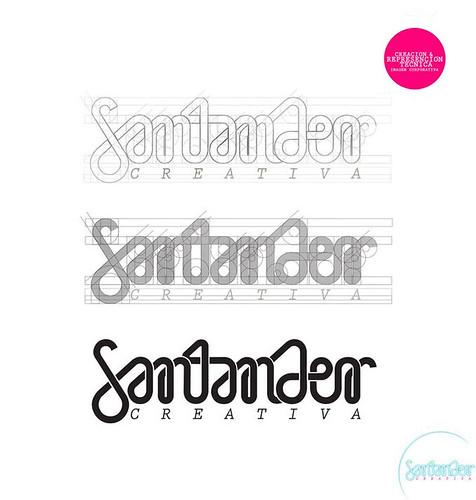 LOGO Santander Creativa