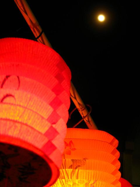 IMG_1101 Lanterns , 2011- zhong qiu  ,中秋