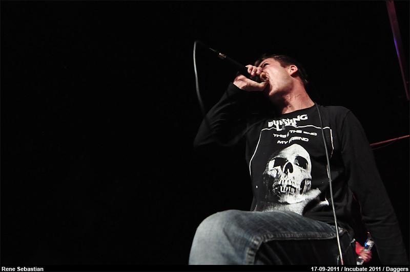 Daggers @ Incubate 2011