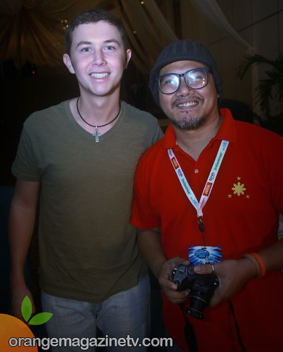 American Idol Scotty McCreen