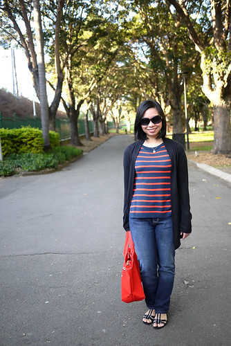 Fashion Fridays: Weekend in Stripes