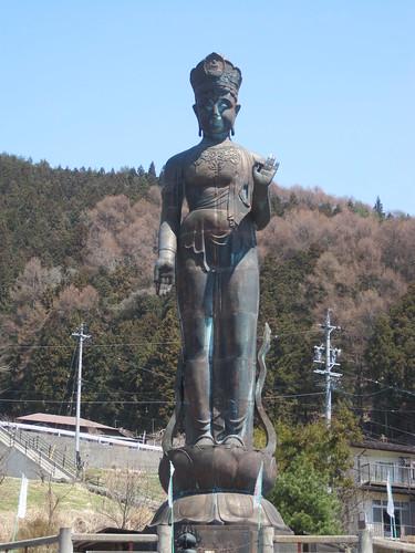Heiwa Kannon, Yamanouchi