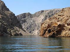 Řeka Zrmanja a vápencové štíty Tulove Gredeaneb Po stopách Vinnetoua
