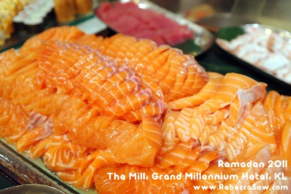 Ramadan buffet - The Mill, Grand Millennium Hotel-38