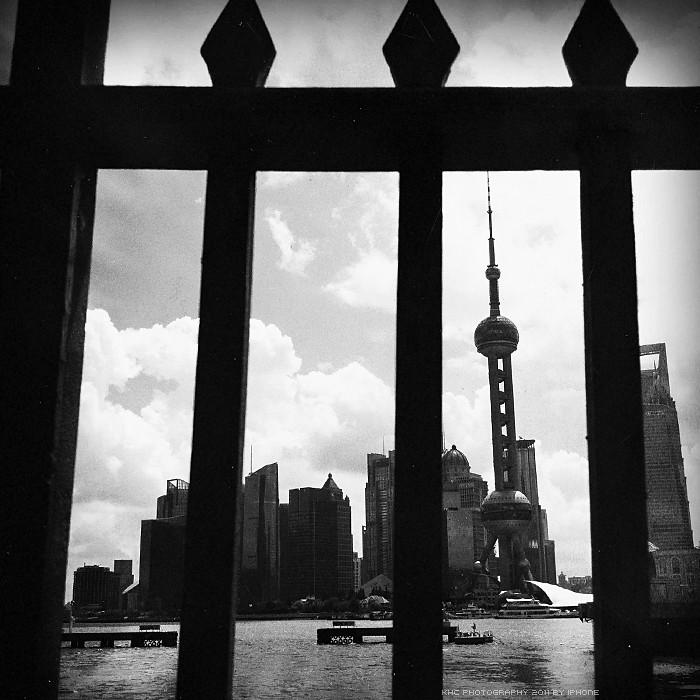 上海。印象 by iphone