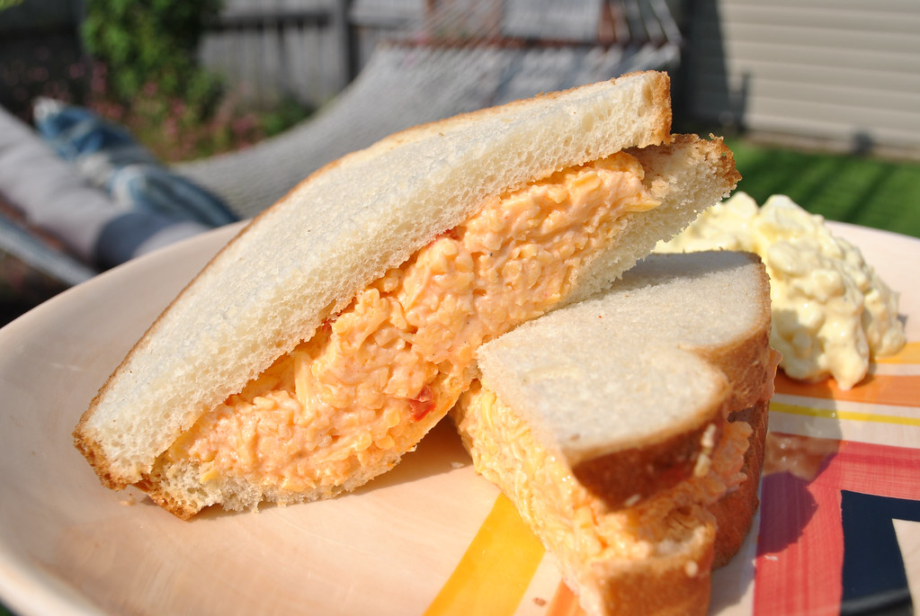 Palmetto Cheese Sandwich by palmetto cheese, on Flickr
