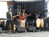 Before Oleku Band gig (Afresh soundcheck?)