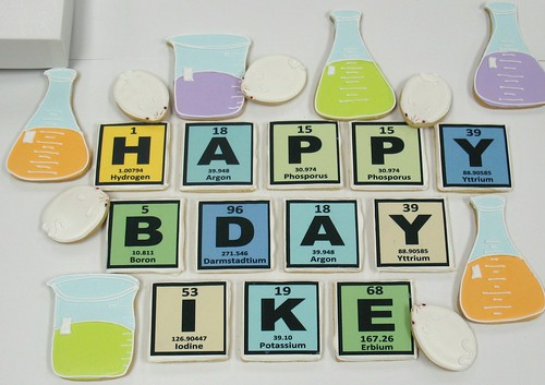 [Image from Flickr]:Science Cookies Indianapolis